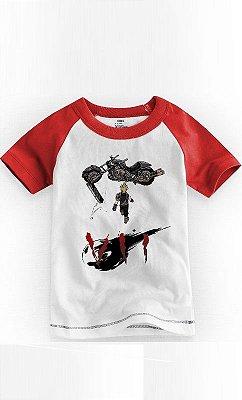 Camiseta Infantil final fantasy 7