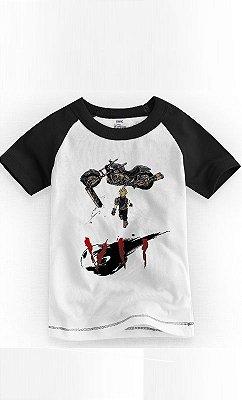 Camiseta Infantil Final Fantasy 1