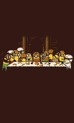 Camiseta  Minions Meeting