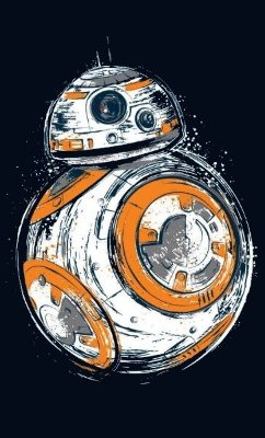 Camiseta Star Wars  Danger BB-8