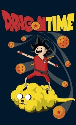 Camiseta Dragon Ball Mononoke Time