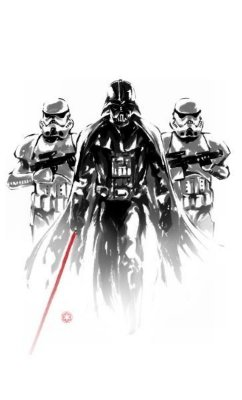 Camiseta Star Wars Imperial Darth Vader