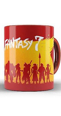 Caneca Final Fantasy 7