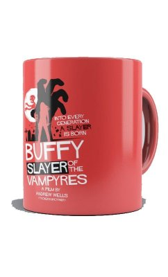 Caneca Slayer of The Vampyres
