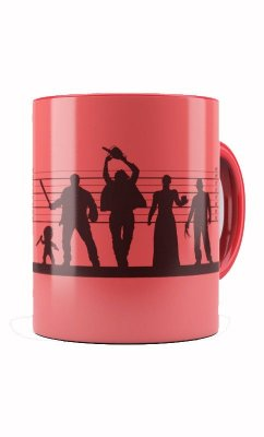 Caneca Horror Suspects