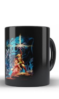 Caneca Zelda and Princess
