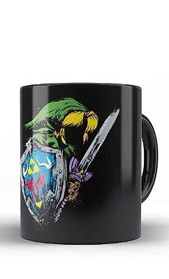 Caneca Link Zelda