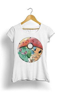 Camiseta Pokemon Pokebola