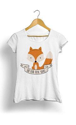 Camiseta Oh For Fox Sake