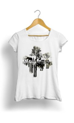 Camiseta The Two Sides Of The World