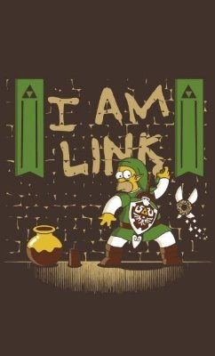 Camiseta  Simpson I am  Link