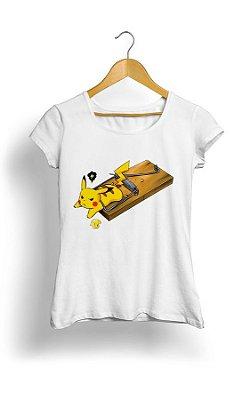 Camiseta Pokemon Pikachu Captured