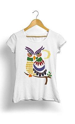 Camiseta Owl Color