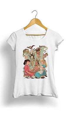 Camiseta World Of Alice