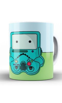Caneca Adventure Time Stormtrooper