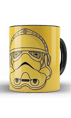 Caneca Star Wars  C3PO Stormtrooper V1