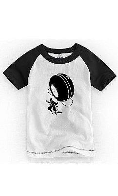 Camiseta Infantil Ninja