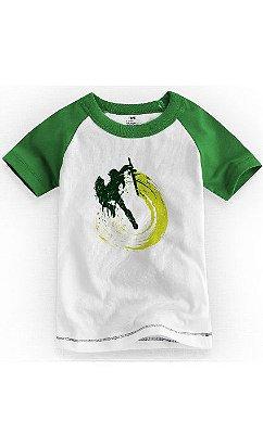 Camiseta Infantil Link
