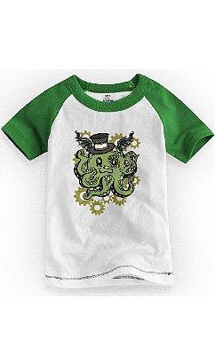 Camiseta Infantil Polvo