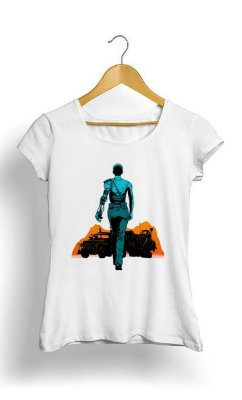 Camiseta Feminina Tropicalli Lovely Day for Redemption