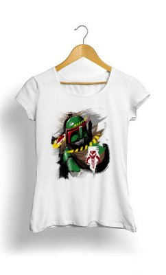 Camiseta Feminina Tropicalli Hunter