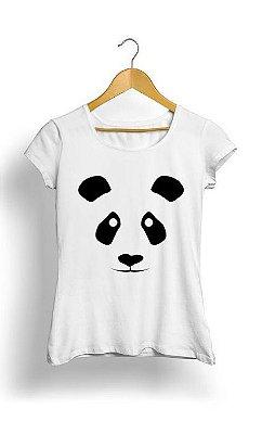 Camiseta Feminina Tropicalli Panda