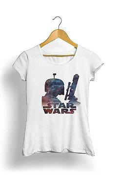 Camiseta Feminina Tropicalli Stormtrooper