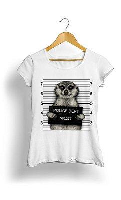 Camiseta Feminina Tropicalli Police Dept