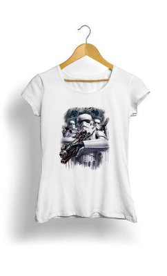 Camiseta Feminina Tropicalli Blast Them
