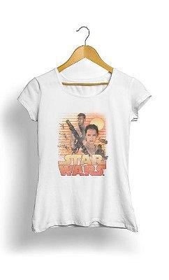 Camiseta Feminina Tropicalli Vintage Resistance