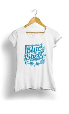 Camiseta Feminina Tropicalli Shelled From Above