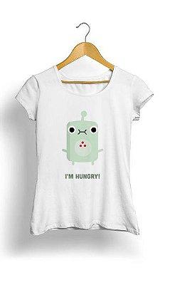 Camiseta Feminina Tropicalli Little Monster