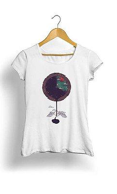 Camiseta Feminina Tropicalli Night Falls