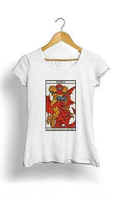 Camiseta Feminina Tropicalli La Chasseuse de Primes