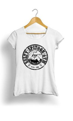 Camiseta Feminina Tropicalli Salty Spittoon Gym