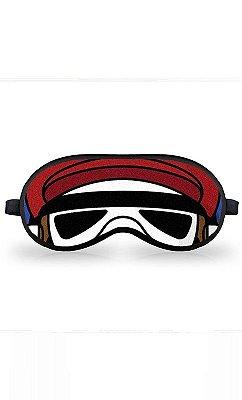 Máscara de Dormir Star Wars Super Mario Stormtrooper
