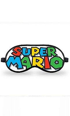 Máscara de Dormir Super Mario