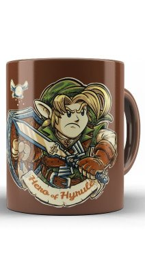 Caneca Hero Of Hyrule