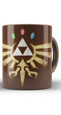 Caneca Hyrule Wallpaper