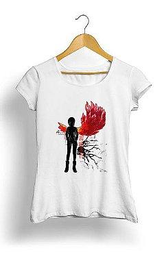 Camiseta Feminina Tropicalli She is beautiful