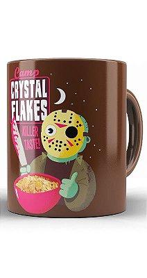 Caneca Jason Crystal Flakes