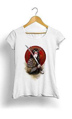 Camiseta Feminina Tropicalli Dragon heart