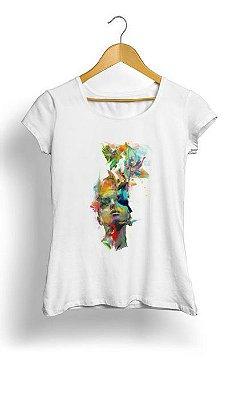 Camiseta Feminina Tropicalli Dream Theory