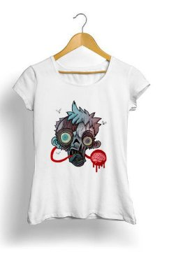 Camiseta Feminina Tropicalli Talk of the Dead