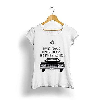 Camiseta Feminina Tropicalli Sobrenatutal