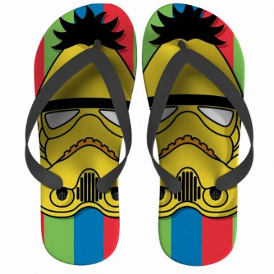 Chinelo Star Wars Bert & Ernie Strompers