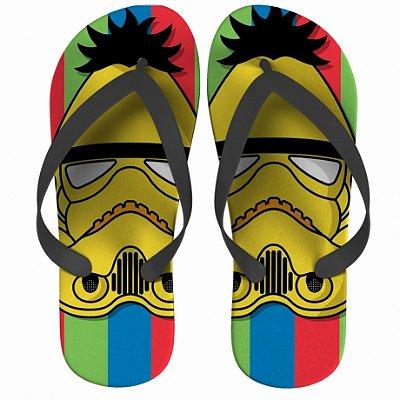 Chinelo Star Wars Bert & Ernie Strompers