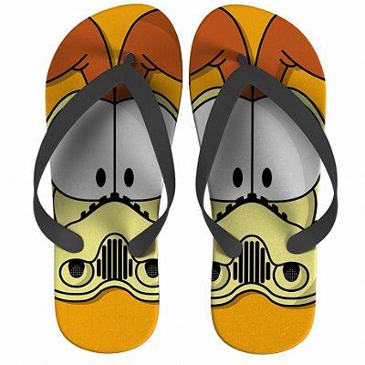 Chinelo Star Wars Garfield - Odie Strompers