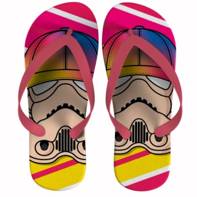 Chinelo Star Wars Marty McFly Strompers