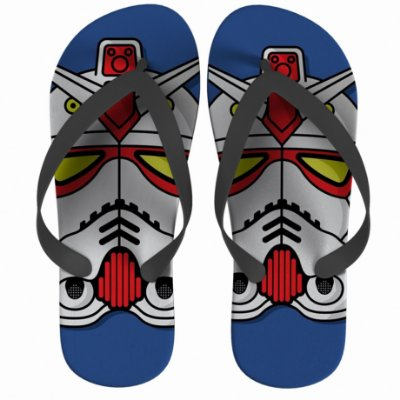 Chinelo Star Wars Gundam Strompers